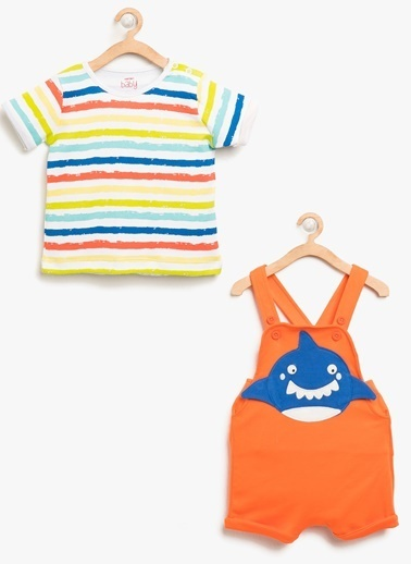 Koton Kids Koton Body Oranj